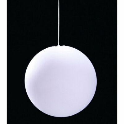 Mantra BALL 1397 kültéri függeszték fehér műanyag