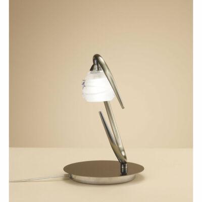 Mantra LOOP 1827 asztali lámpa sárgaréz fém