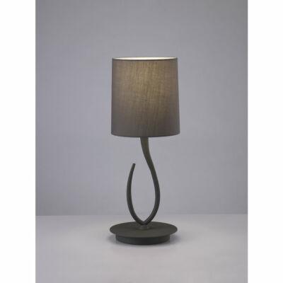Mantra LUA 3682 asztali lámpa szürke fém