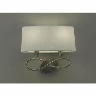 Mantra LUA 3707 falikar szatinált nikkel fém