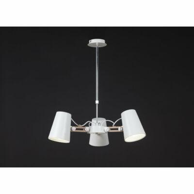 Mantra LOOKER 3771 modern csillár fehér fém