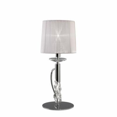 Mantra TIFFANY 3868 asztali lámpa króm fém
