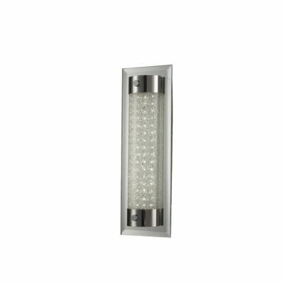 Mantra Tube 5533 fürdőszoba fali lámpa króm kristály