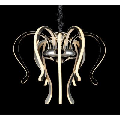 Mantra Versailles 5562 modern csillár króm króm akril