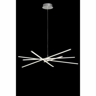 Mantra Aire LED 5911 modern függeszték ezüst fém