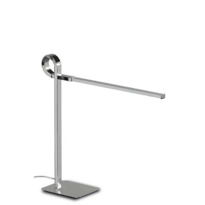 Mantra CINTO CHROME 6135 ledes asztali lámpa  króm   fehér   alumínium   akril