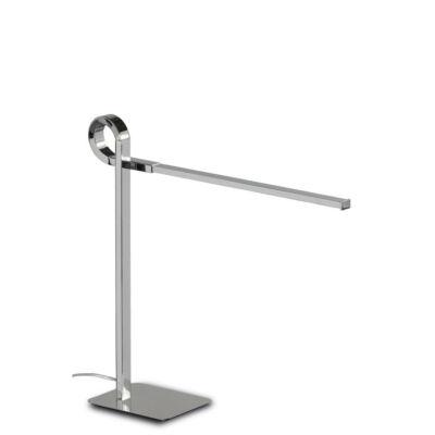 Mantra CINTO CHROME 6135 ledes asztali lámpa króm fehér akril
