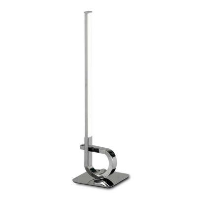 Mantra CINTO CHROME 6136 asztali lámpa króm fehér akril