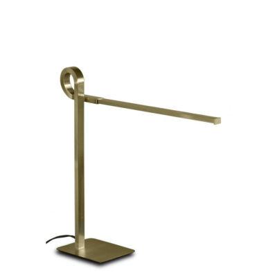 Mantra CINTO SATIN ANTIQUE 6141 ledes asztali lámpa antik fehér akril