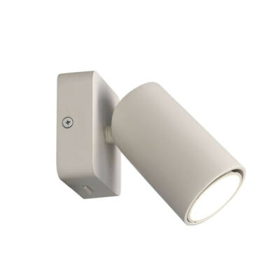 Mantra SAL WHITE 6284 fali lámpa matt fehér fehér alumínium akril