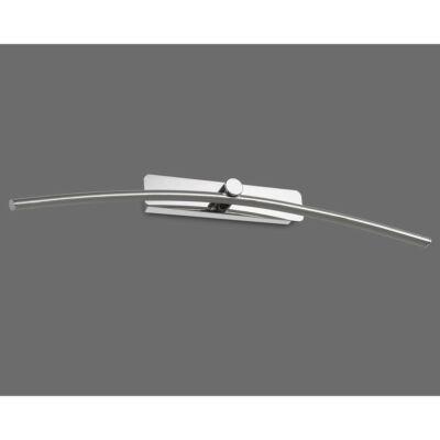 Mantra JERI 6373 fali lámpa króm fehér fém akril