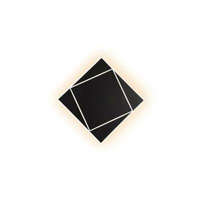 Mantra DAKLA 6428 fali lámpa fekete fém akril