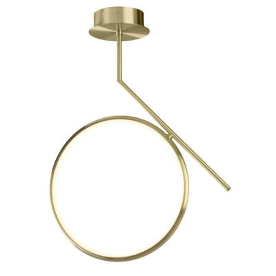 Mantra OLIMPIA GOLD 6583 mennyezeti lámpa arany fehér alumínium szilikon