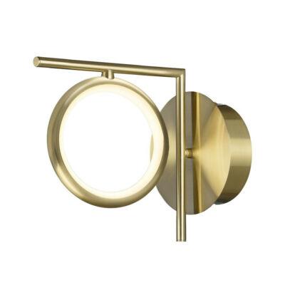 Mantra OLIMPIA GOLD 6585 fali lámpa arany fehér alumínium szilikon