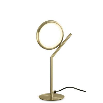 Mantra OLIMPIA GOLD 6586 asztali lámpa arany fehér alumínium szilikon
