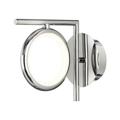 Mantra OLIMPIA CHROME 6595 fali lámpa króm fehér alumínium szilikon
