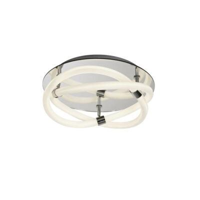 Mantra INFINITY LINE 6609 mennyezeti lámpa króm fehér fém akril