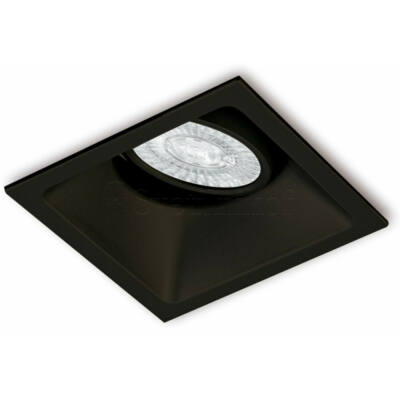 Mantra COMFORT GU10 C0165 álmennyezetbe építhető lámpa fekete
