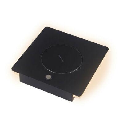 Mantra ZANZIBAR 6716 ledes asztali lámpa fekete fém
