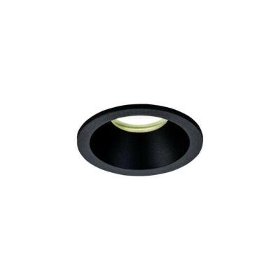 Mantra COMFORT IP 6811 álmennyezetbe építhető lámpa matt fekete alumínium