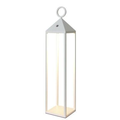 Mantra ASTUN 6906 kültéri led állólámpa fehér alumínium műanyag