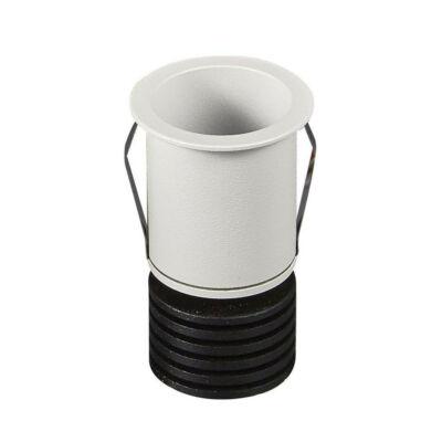 Mantra GUINCHO 7080 álmennyezetbe építhető lámpa fehér alumínium