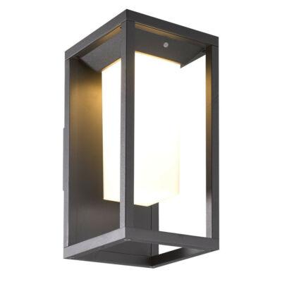 Mantra MERIBEL Solar 7086 mozgásérzékelős fali lámpa grafit alumínium