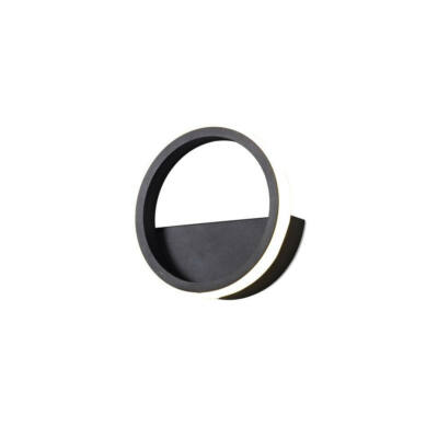 Mantra KITESURF BLACK 7144 falikar fekete alumínium