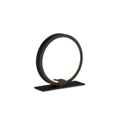 Mantra KITESURF BLACK 7145 éjjeli asztali lámpa fekete alumínium