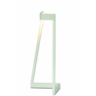 Mantra MINIMAL 7280 éjjeli asztali lámpa fehér fém