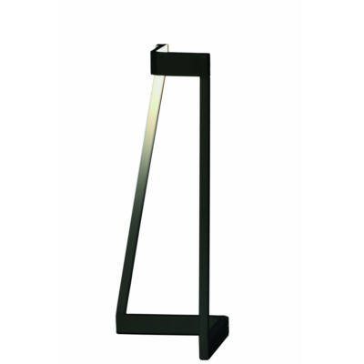 Mantra MINIMAL 7281 éjjeli asztali lámpa fekete fém