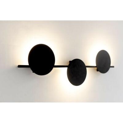 Mantra ERIS 7301 fali lámpa fekete alumínium