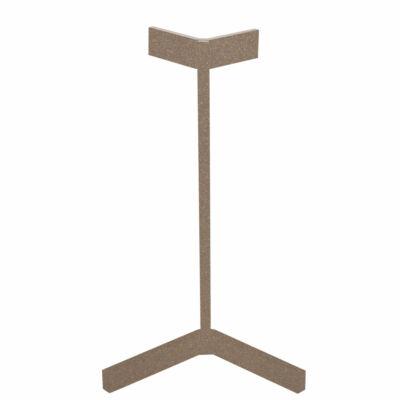 Mantra VECTOR 7336 ledes asztali lámpa fém