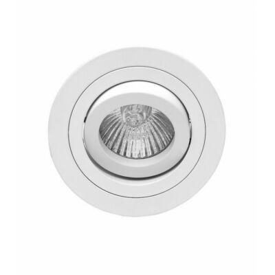 Mantra BASICO GU10 C0003 álmennyezetbe építhető lámpa fehér