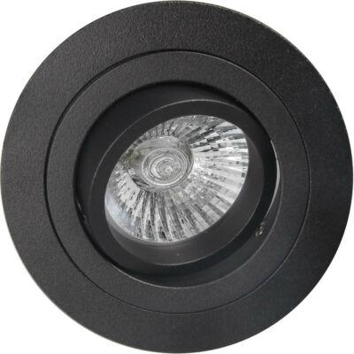 Mantra BASIC GU10 C0007 beépíthető spotlámpa  fekete