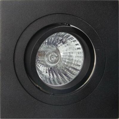 Mantra BASICO GU10 C0008 álmennyezetbe építhető lámpa fekete