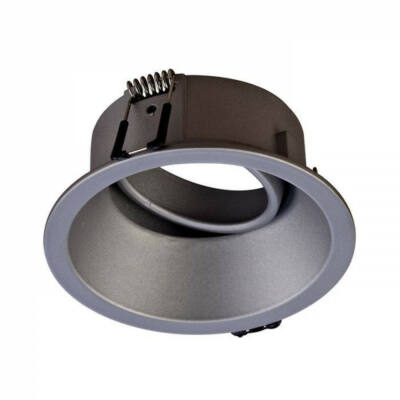 Mantra COMFORT GU10 C0161 álmennyezetbe építhető lámpa ezüst alumínium