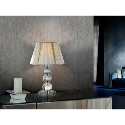 Schuller Mercury 662110 éjjeli asztali lámpa