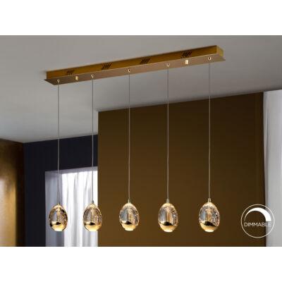 Schuller Rocío 783627 modern függeszték arany