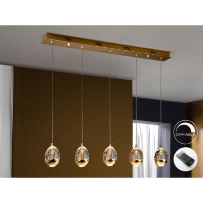 Schuller Rocío 783627D modern függeszték arany