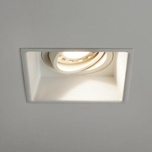 Astro Minima 1249006 Álmennyezetbe építhető lámpa  fehér   fém