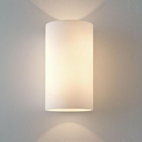 Astro Cyl 1186002 Fali lámpa króm fehér üveg