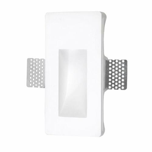 Leds-C4 SECRET 05-1804-14-00 Falba építhető lámpa  fehér   gipsz