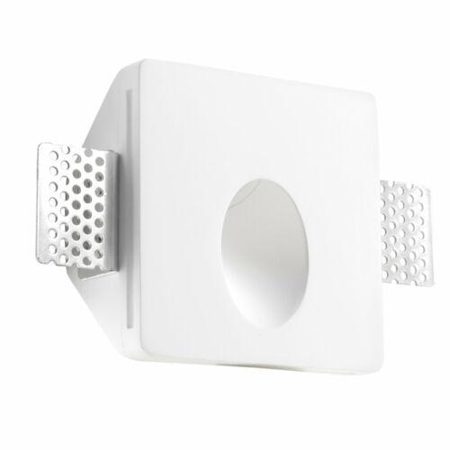 Leds-C4 SECRET 05-2904-14-00 falba építhető lámpa  fehér   gipsz