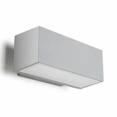 Leds-C4 AFRODITA 05-9229-34-37 Kültéri fali lámpa  szürke   alumínium