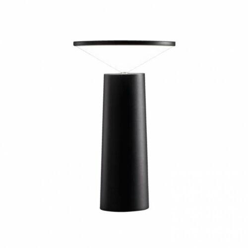 Leds-C4 COCKTAIL 10-7063-05-05 Ledes asztali lámpa fekete fekete alumínium műanyag