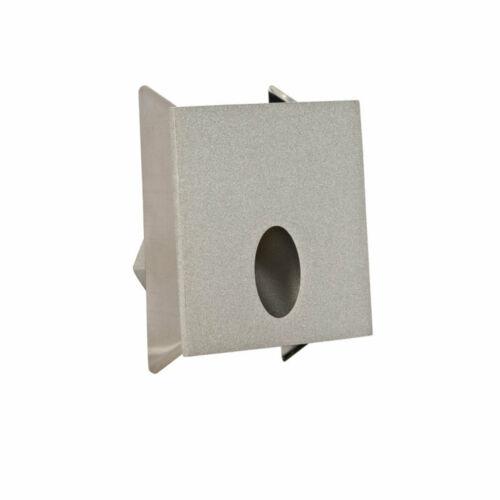 Leds-C4 STEP 55-1574-N3-00 Falba építhető lámpa szürke alumínium
