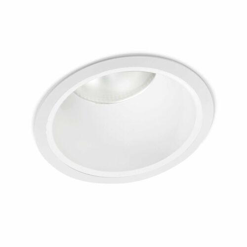 Leds-C4 VISION 90-3475-14-14 Süllyesztett lámpa fehér opál alumínium műanyag
