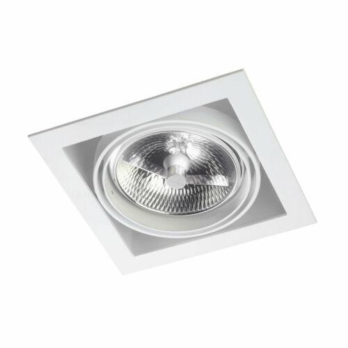 Leds-C4 MULTIDIR DM-0061-14-00 Beépíthető lámpa fehér alumínium