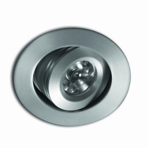 Leds-C4 LEO DN-0511-S2-00 Beépíthető lámpa alumínium alumínium műanyag